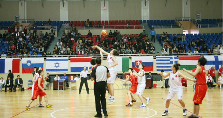 ISF Basketball 2011