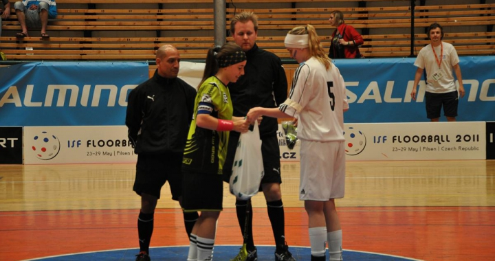 ISF Floorball 2011