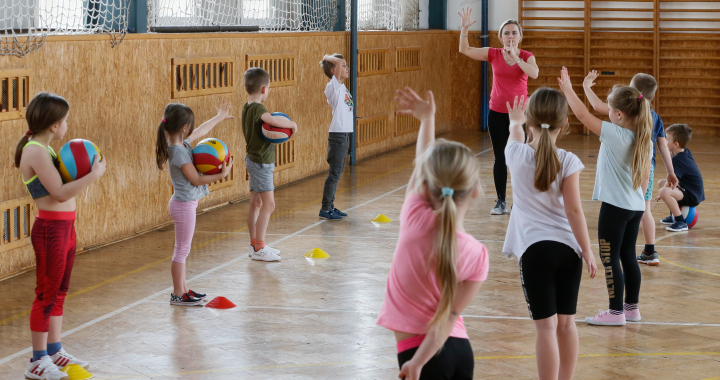 Foto: Projekt Sportuj ve škole pokračuje