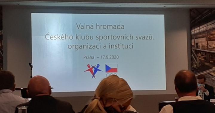 Foto: Proběhla Valná hromada ČKSOI