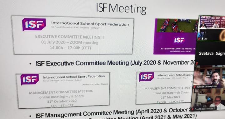 Setkání členů Světové federace školního sportu opět českou účastí!